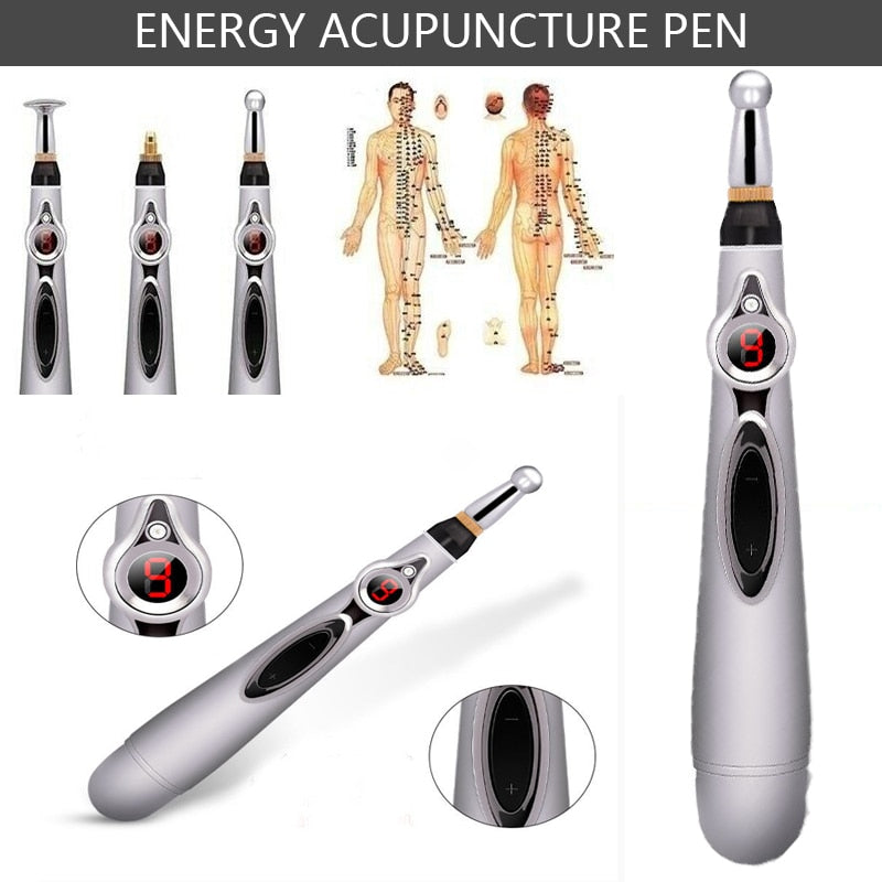 Acupuncture Laser Massager