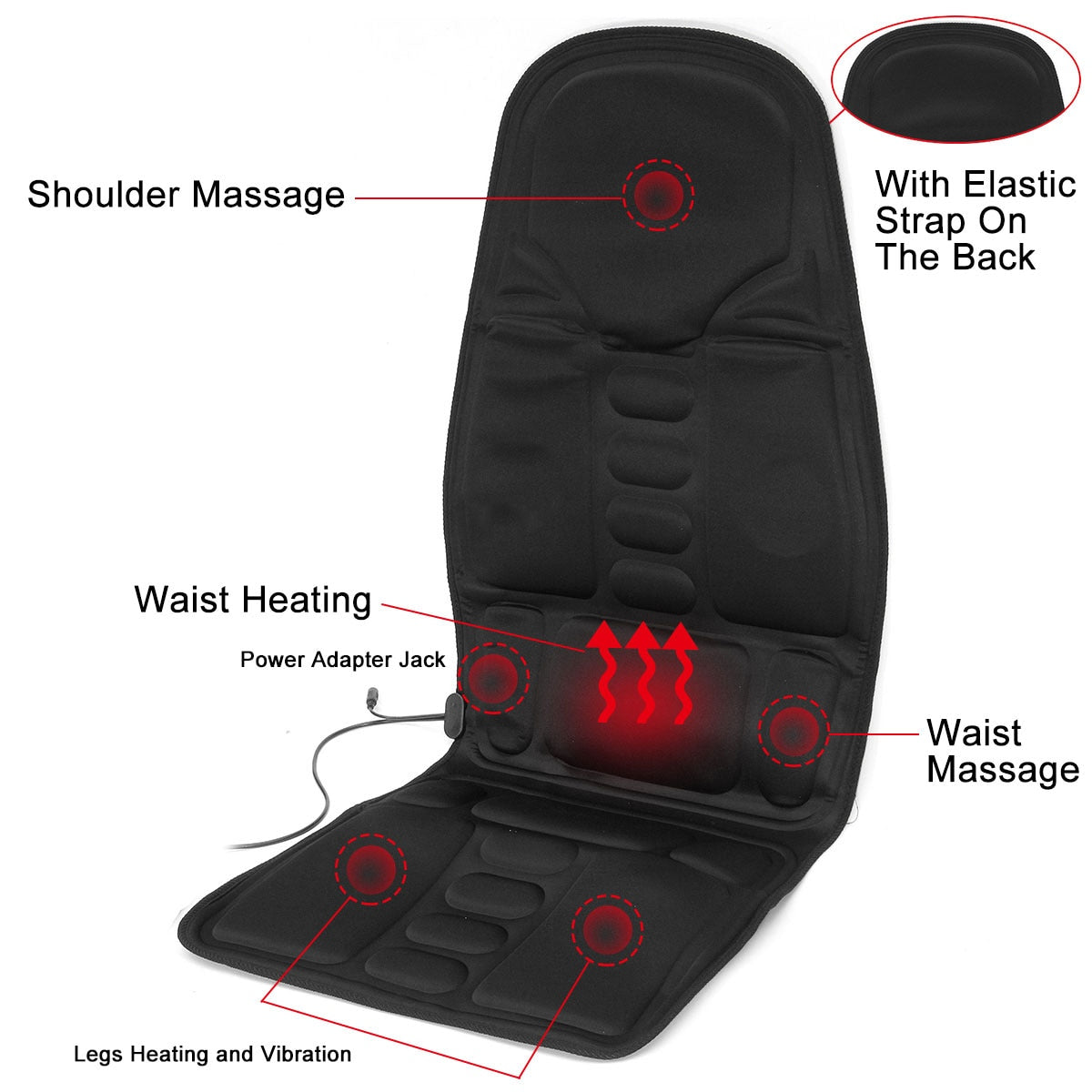 car seat massager australia