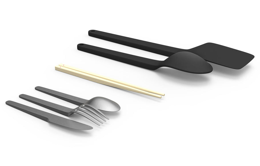 New Collection - Cantilever Flatware & Utensils