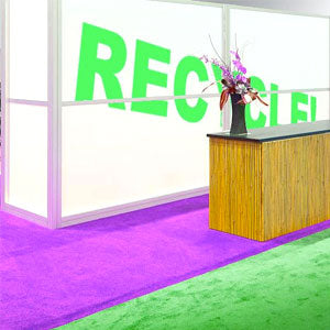 Green Tradeshow Booth Design Materials Smackdown