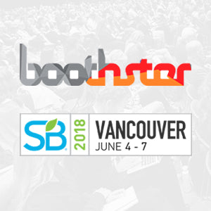 Boothster to Exhibit and Boothologist to Speak at Sustainable Brands Show in Vancouver June 4th through 7th!