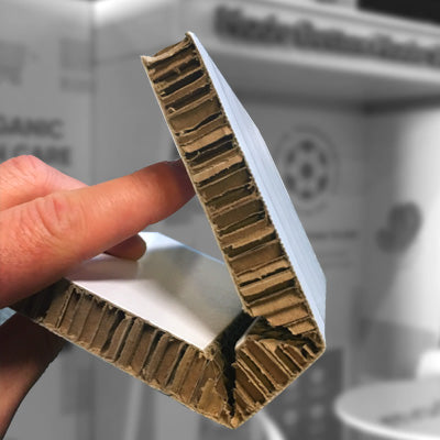 The Environmental Benefits of Cardboard Tradeshow Booth Design