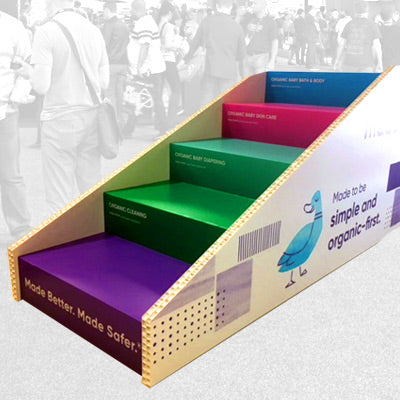 Custom Tradeshow Booth Design for Smaller Distributor Focused Events
