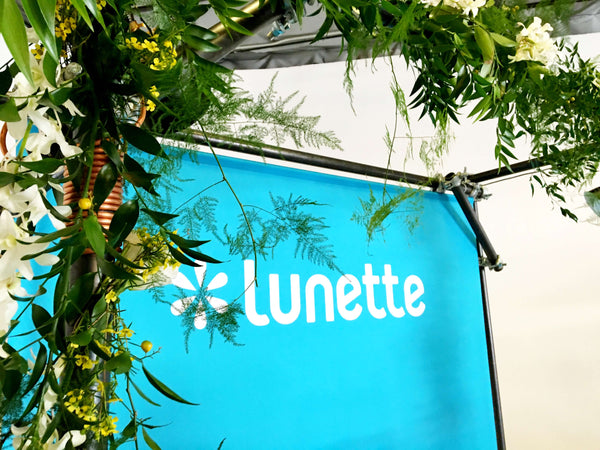 Tradeshow Booth Design for Lunette