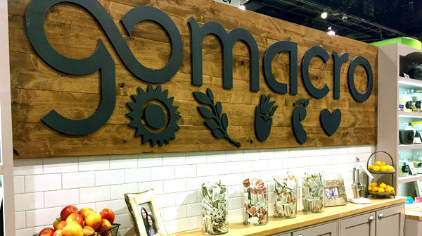 FSC Certified Wood used in GoMacro Custom Tradeshow Booth Design