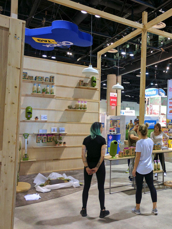 Boothster and Earth Rated Collaborate on Cost Effective Tradeshow Booth Design