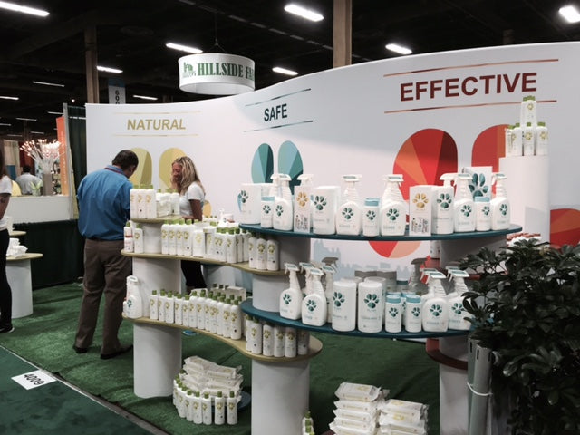 Tradeshow Booth Design for PL 360