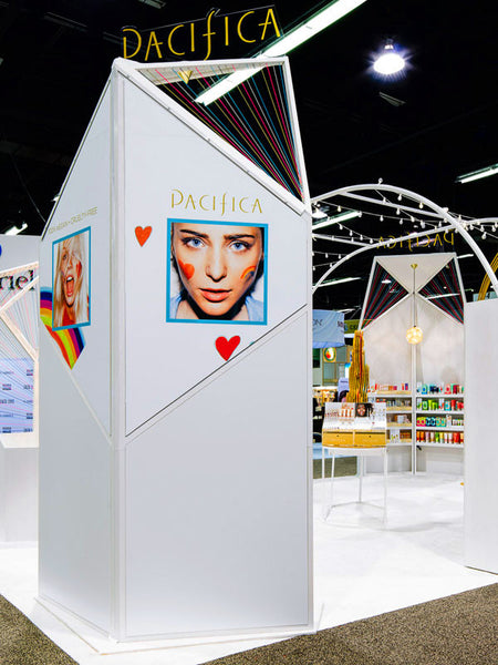 Custom Tradeshow Booth Design at NPEW