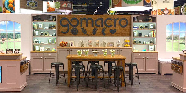 award winning tradeshow booth design for the Fancy Foods Show