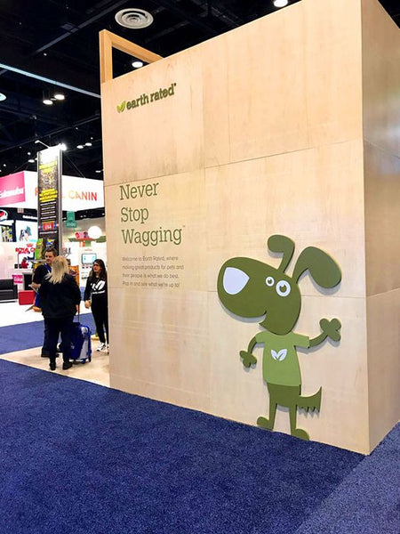 recyclable tradeshow booth design materials