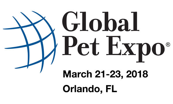 custom tradeshow booth design for the global pet expo