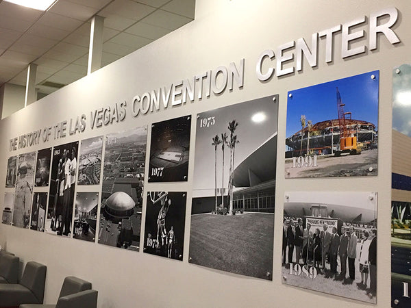 great tradeshow history of the las vegas convention center