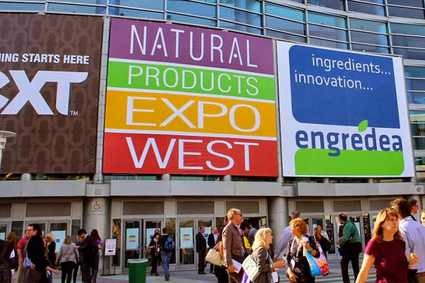 Custom Tradeshow Booth Design for Natural Products Expo West