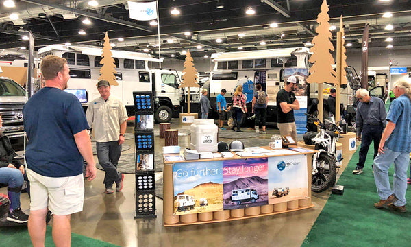 6 things an ecofriendly tradeshow booth says about your company
