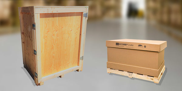 sturdy ecofriendly tradeshow booth shipping crates