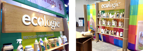 ecofriendly tradeshow booth design for greenbuild expo