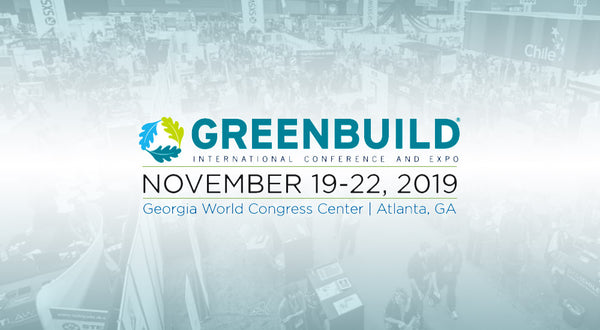 tradeshow booth design for Greenbuild