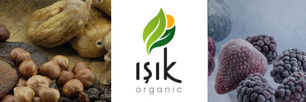 custom tradeshow booth design for isik organics