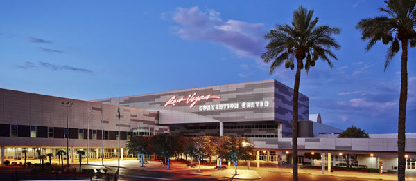 tradeshow booth design for the las vegas convention center