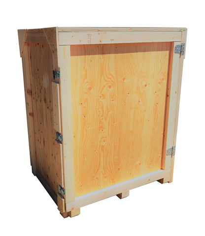 Wood Tradeshow Shipping Crate