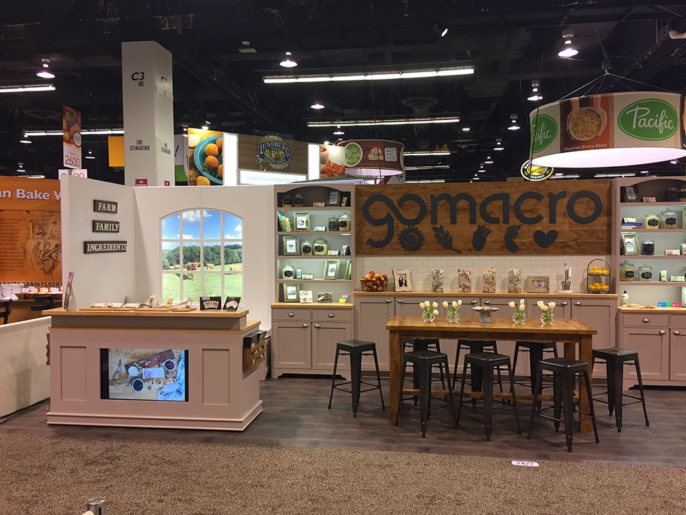 Trade Show Booth Loop : Designing your ecofriendly tradeshow booth for the greenbuild expo