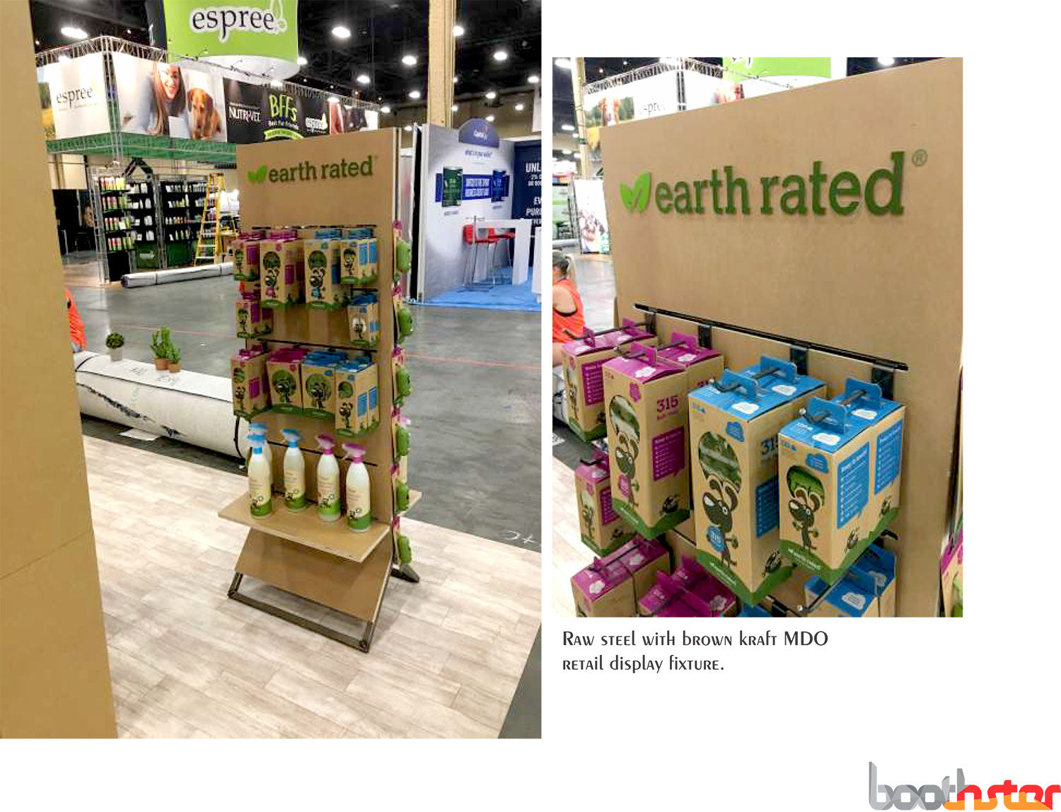 Pet Industry Tradeshow Booth Design for SuperZoo