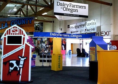 Oregon Dairy Farmers