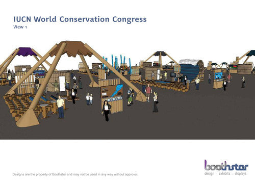 Conservation World Pavilions