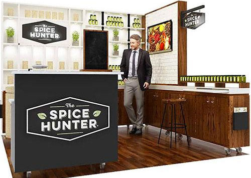 The Spice Hunter