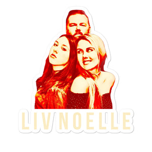 Liv Noelle sticker