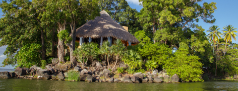 Luxury vacation and island living in Nicaragua