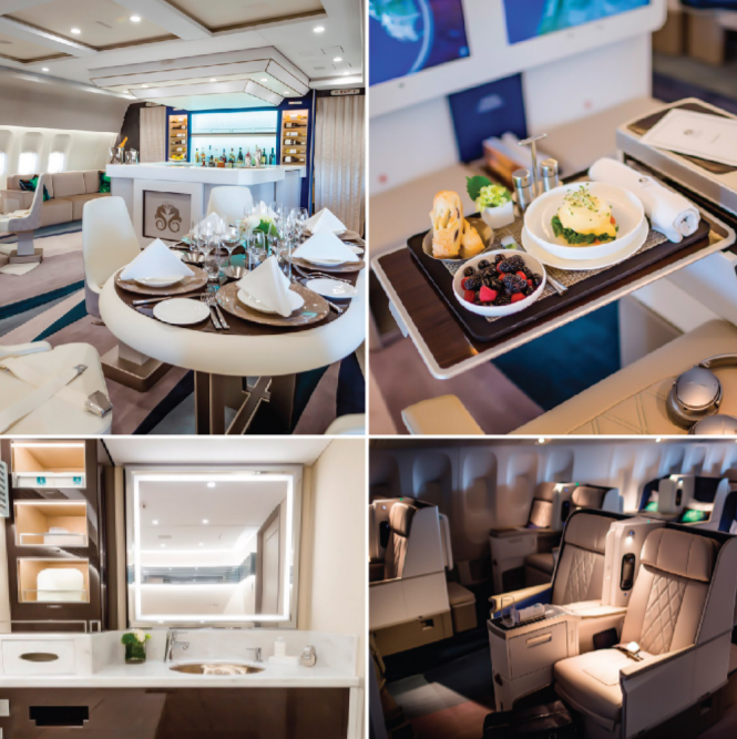 Luxurious Private Jet Travel