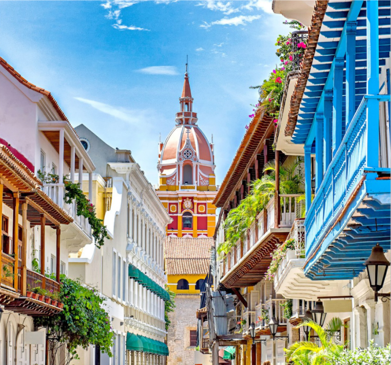 Cartagena Colombia Tour package