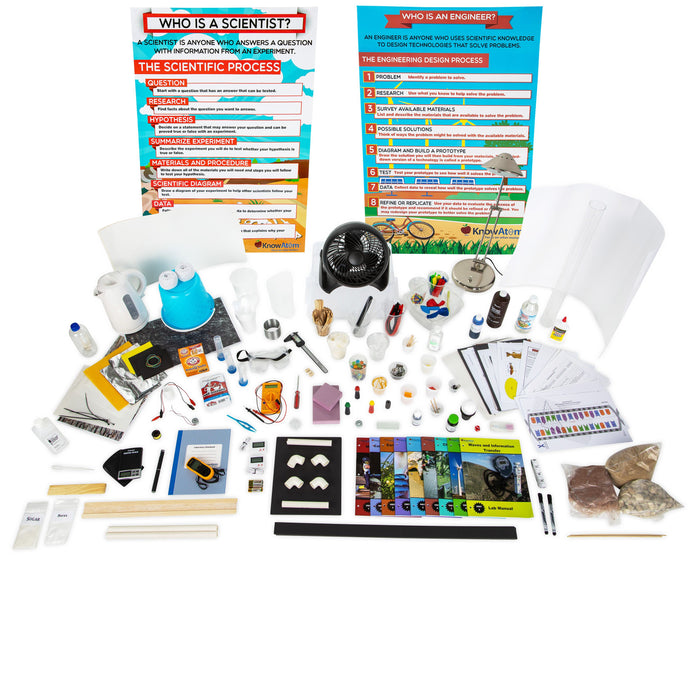 Grade 8 NGSS Science Kit