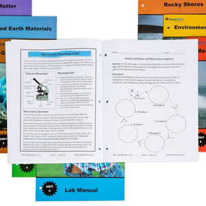 7th Grade NGSS Non-fiction Text