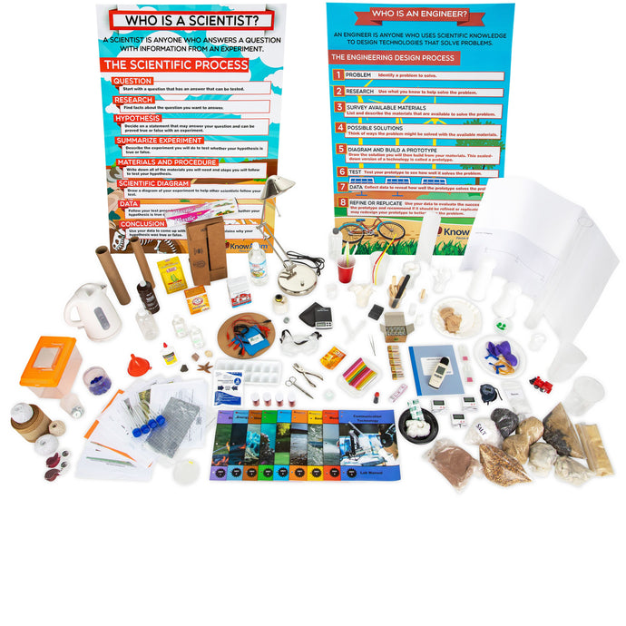 Grade 7 NGSS Science Kit