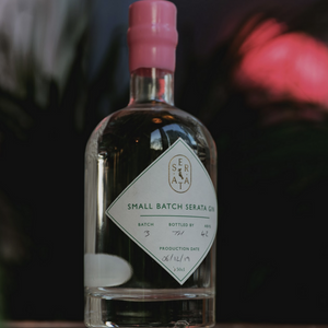 Load image into Gallery viewer, Serata Hall Small Batch Gin (500ml)