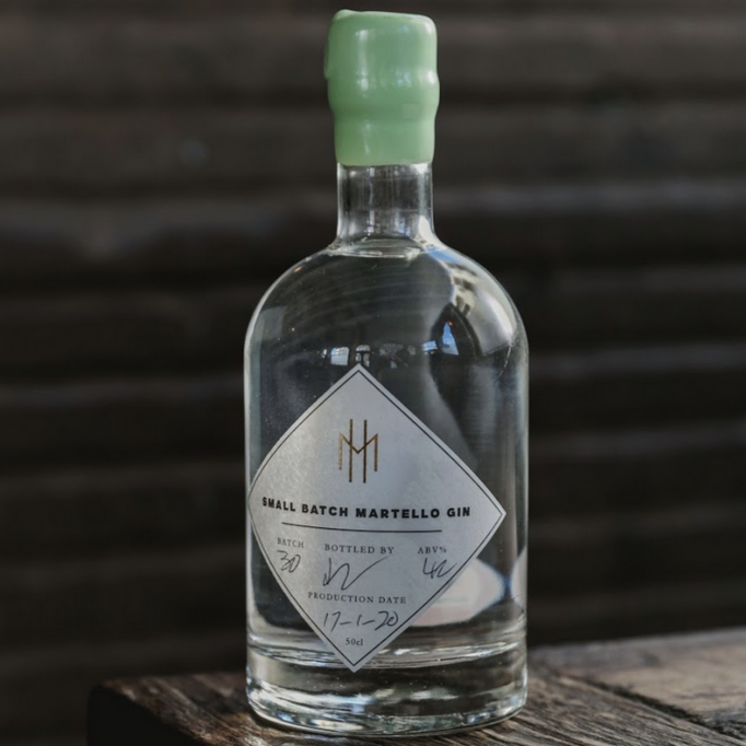 Martello Hall Small Batch Gin (500ml)