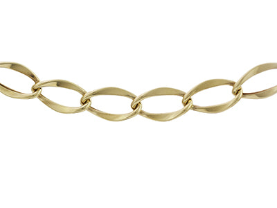 Load image into Gallery viewer, 9ct Gold Curb Link Bracelet - Diana O'Mahony Jewellers