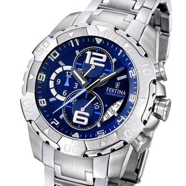 Gents Festina Chronograph Watch