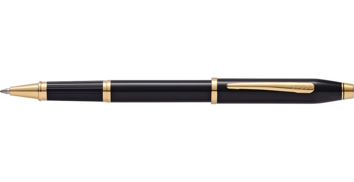 Load image into Gallery viewer, Cross Century II Classic Black Rollerball Pen 414-1 - Diana O'Mahony Jewellers
