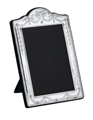 Carrs Sterling Silver Antique Style Photo Frame BA06 - Diana O'Mahony Jewellers