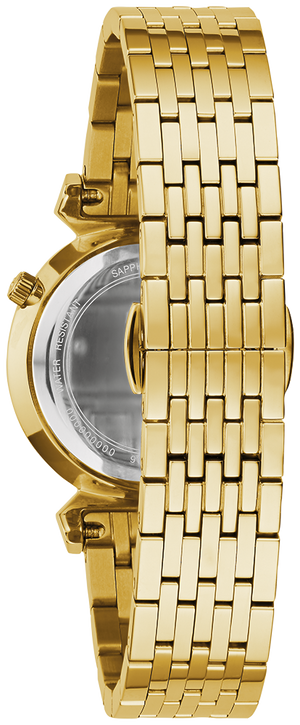 Load image into Gallery viewer, Ladies Bulova Regatta Gold & Diamond Watch - 97P149