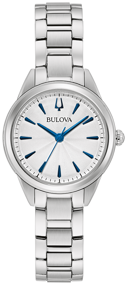 Ladies Bulova Sutton Classic Watch - 96L285