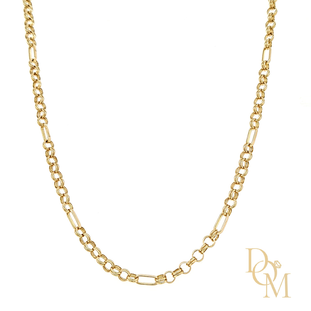 9ct Yellow Gold Vintage Chain