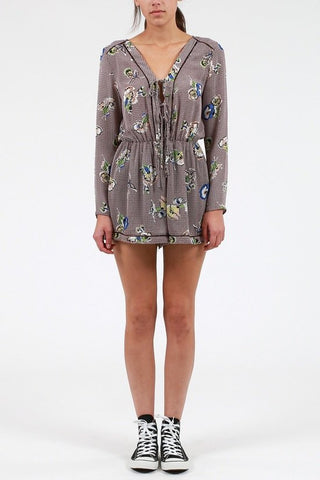 Ketz Ke - Wolf Playsuit
