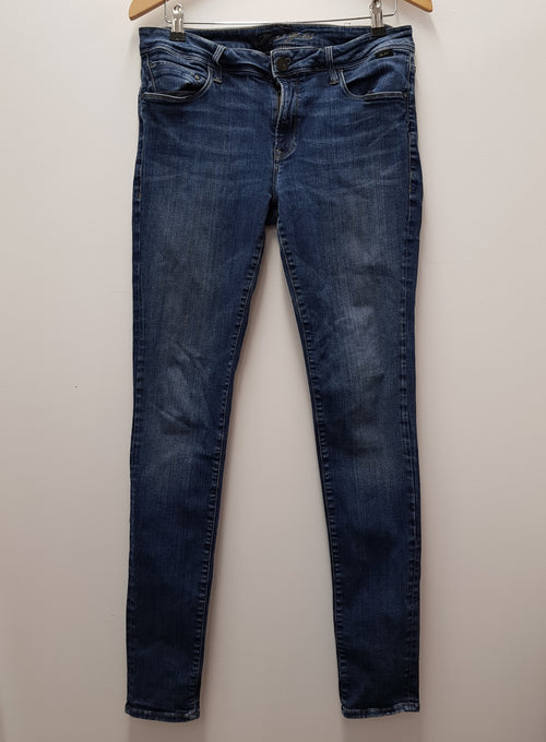 MAVI - Blue Alexa Jeans - PRELOVED