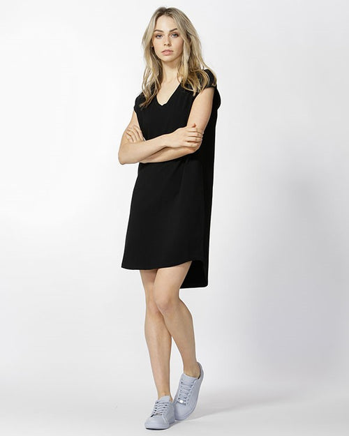BETTY BASICS - Black Ava Dress