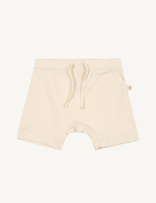 BOODY BABY - Chalk Organic Bamboo Pull on Shorts