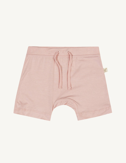 BOODY BABY - Rose Organic Bamboo Pull On Shorts